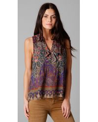Joie - Multicolor Wyeth Blouse - Lyst