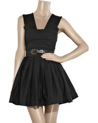 Preen Line | Black Jenny Dress | Lyst