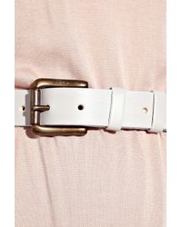 Preen Line - Pink Elsa Silk-satin and Jersey Dress - Lyst