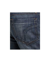 Ash - Blue Joes Jeans Rocker Slim Fit Bootcut Jean in Rosewell Wash for Men - Lyst