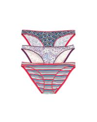 Calvin Klein | Multicolor Underwear Bikini | Lyst