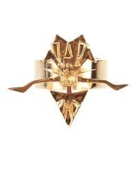 Eddie Borgo | Metallic Tiger Orchid Ring | Lyst