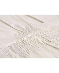 JOSEPH | Natural Freja Ecru Silk Dress | Lyst