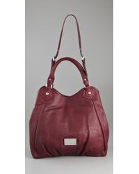 Marc By Marc Jacobs - Red Classic Q Francesca Tote - Lyst