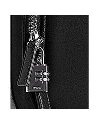 Prada | Black Signature Nylon Rolling Suitcase for Men | Lyst