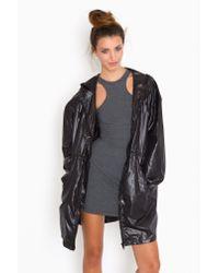 Nasty Gal - Black Madysin Jacket - Lyst