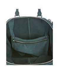 Alexander Wang - Green Grained Leather Emile Tall Tote - Lyst