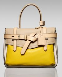 Reed Krakoff | Natural Boxer Tote | Lyst