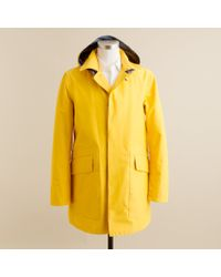 J.Crew | Yellow Woolrich John Rich & Bros.™ Heritage Officer Coat for Men | Lyst