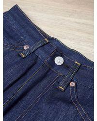 Levi's | Blue Levis Vintage Clothing Womens 701 Jeans | Lyst