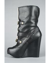 Betsey Johnson - Black The Ryderrr Boot  - Lyst