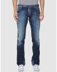 DSquared² | Blue Dsquared2 - Denim Pants for Men | Lyst