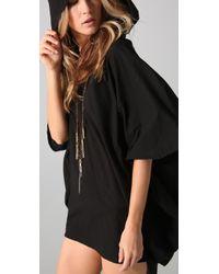 Mikoh Swimwear - Black Morocco Cover Up Caftan - Lyst