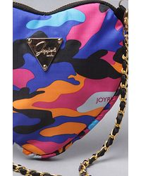 LeSportsac | Multicolor The Joyrich Heart Pouch in Candy Camo | Lyst