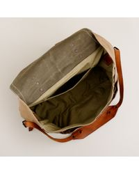 J.Crew | Natural Wallace & Barnes Upland Field Bag for Men | Lyst