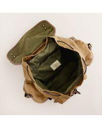 J.Crew - Natural Abingdon Backpack for Men - Lyst