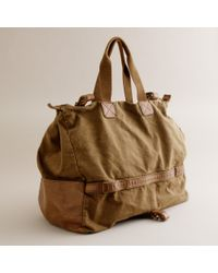 J.Crew - Brown Belstaff® Colonial Travel Bag for Men - Lyst
