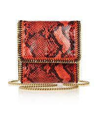 Stella McCartney | Red Shoulder Bag | Lyst