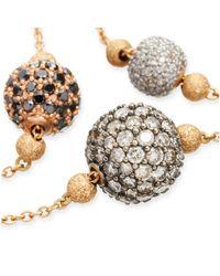 Astley Clarke | Multicolor Naiya Five Ball Necklace | Lyst