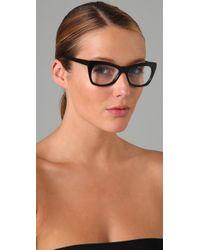 Elizabeth and James - Black Centinela Glasses - Lyst