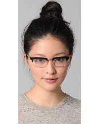 Elizabeth and James | Natural Bethune Glasses | Lyst