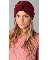 Eugenia Kim | Purple Tara Turban | Lyst