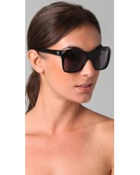 House of Harlow 1960 | Black Marie Sunglasses | Lyst