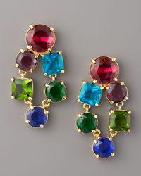 kate spade new york - Multicolor 'trellis Blooms' Drop Earrings - Lyst
