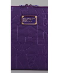 Marc By Marc Jacobs | Purple Pretty Nylon 13 Computer Case | Lyst