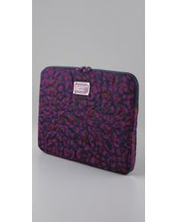 Marc By Marc Jacobs - Purple Pretty Nylon 13 Computer Case - Lyst