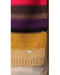 Sonia Rykiel - Multicolor Multi Stripe Scarf - Lyst