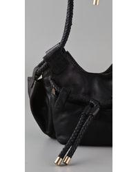 Foley + Corinna - Black Kitten Bag - Lyst