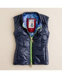 J.Crew | Blue Authier® Toms Vest | Lyst