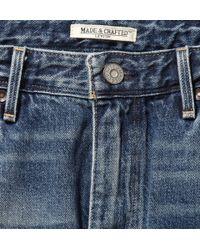Levi's   Blue 501 Original Regular-fit Straight Jeans for Men   Lyst