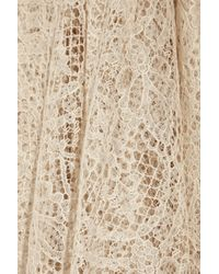 Lover   Gray Muse Lace Dress   Lyst