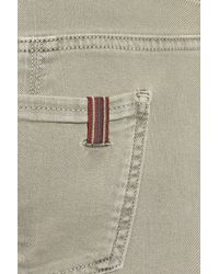 Notify - Brown Oxalys Mid-rise Skinny Jeans - Lyst