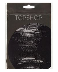 TOPSHOP - Black Grunge Ripped Tights - Lyst