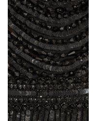 Valentino | Black Short Dress | Lyst