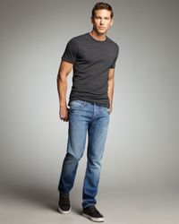Hudson Jeans - Blue Bryon Longshoreman Selvedge Jeans for Men - Lyst