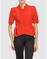 Marni | Orange Blazers | Lyst