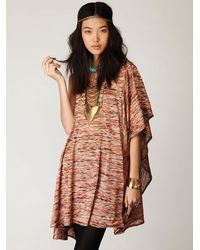 Free People - Multicolor Teresa Dress - Lyst