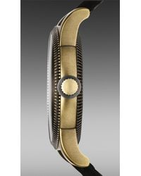 Burberry | Brown Military Watch for Men | Lyst