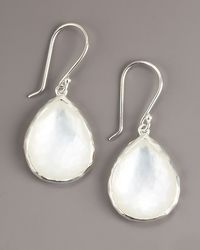 Ippolita - Metallic Wonderland Teardrop Earrings - Lyst