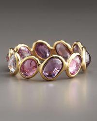 Paolo Costagli | Metallic Sapphire Ombre Ring | Lyst