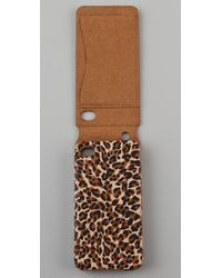 Tory Burch - Multicolor Flip Iphone Case - Lyst