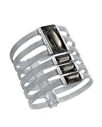 Baccarat | Metallic Limited Edition So Insomnight Silver Mordore Bracelet | Lyst
