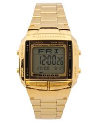 G-Shock | Metallic Gold Watch | Lyst