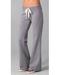Splendid | Gray Active Always Sweatpants | Lyst