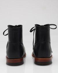 Wolverine - Black Cap-toe Mile Boot for Men - Lyst