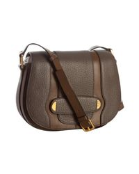 Marc Jacobs - Brown Crosby Jane Crossbody Bag - Lyst
